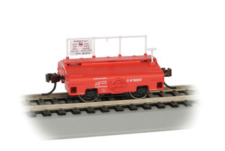 74403 HO Scale Bachmann Test Weight car-Canadian National #52257