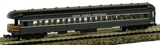 88618 N Scale Model Power Observation Car-New York Central