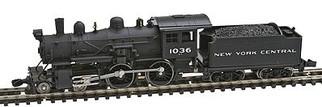 87630 N Scale Model Power 4-4-0 American Locomotive-NYC