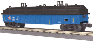30-72205 O Scale MTH RailKing Gondola Car w/Cover-Union Railroad #600019