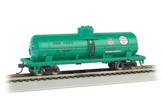 17864 N Scale bachmann Single Dome Tank Car-Union Pacific-Potable Water