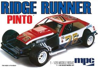 MPC906 MPC Ridge Runner Modified 1/25 Scale Plastic Model Kit