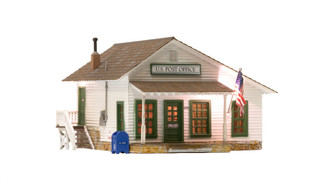 BR5864 O Scale Woodland Scenics Letters, Parcels & Post B/U