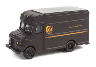 949-14001 HO Scale Walthers SceneMaster UPS Package Car