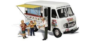 AS5541 Woodland Scenics HO Ike's Ice Cream Truck