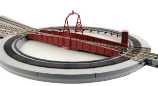 20-283 N Scale Kato Electric Turntable-Unitrack