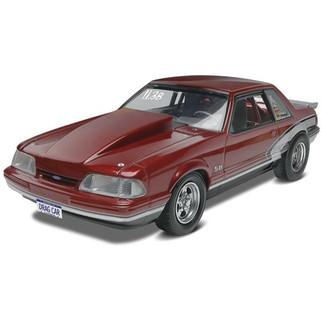 85-4195 Revell '90 Mustang LX 5.0 Drag Racer 1/25 Scale Plastic Model Kit