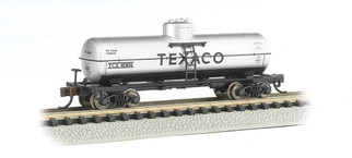 "17865 N Scale Bachmann ACF 36' 6"" 10,000 Gallon Tank Car-Texaco #6301"
