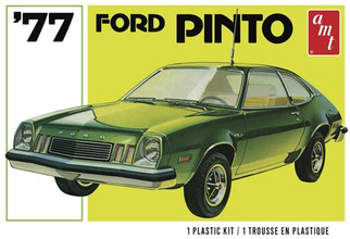 AMT1129 AMT '77 Ford Pinto 1/25 Scale Plastic Model Kit