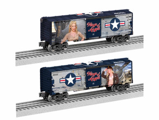 1938260 O Scale Lionel Wings of Angels-Caitlin Boxcar
