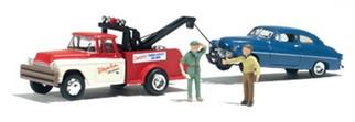 AS5524 Woodland Scenics HO Wayne Recker's Tow Service