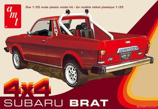 AMT1128 AMT 1978 Subaru Brat Pickup 1/25 Scale Plastic Model Kit