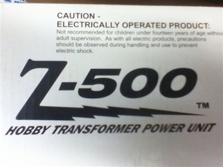 Z-500 O MTH Power Brick 50 Watt