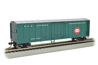 17904 HO Scale Bachmann Railway Express 50' Steel Reefer