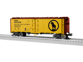 1926090 O Scale Lionel Great Northern Freightsounds Reefer #68112