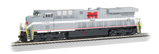 65407 HO Scale Bachmann Monongahela-NS Heritage-GE ES44AC Locomotive-DCC Sound Value