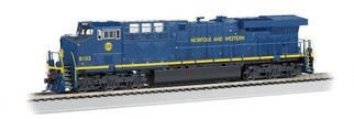 65408 HO Bachmann GE Es-44AC w/Ditch Lights Norfolk & Western #8103 (DCC Sound)