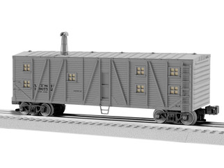 1926141 O Scale Lionel Santa Fe Bunk Car #196752