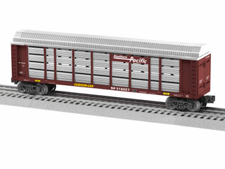 1928041 O Scale Lionel Southern Pacific Autorack #518027