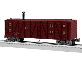 1926151 O Scale Lionel New York Central Bunk Car #X19075