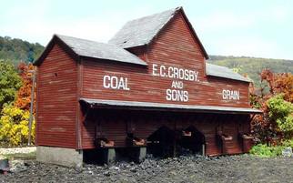 694 HO Scale Branchline Crosby Coal Kit