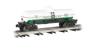 48101 O Scale Williams by Bachmann Single Dome Tank Car-Quaker State