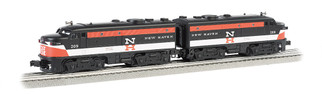 20092 O Scale Williams by Bachmann New Haven #209 O-27 Alco FA-2 Powered A/Dummy