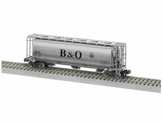 1919331 S Scale American Flyer Baltimore & Ohio Cylindrical Hopper #836037