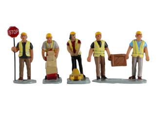 6-82872 O Scale Lionel Loader/Unloader Figure Pack