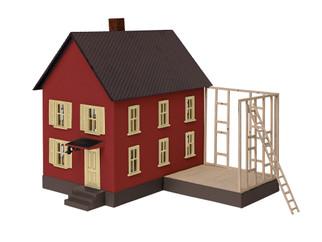 1930430 O Scale Lionel Davis House Kit