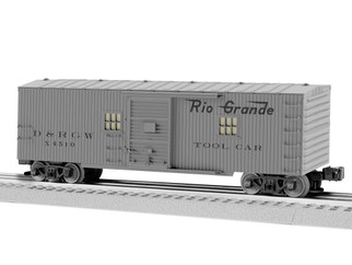 1926280 O Scale Lionel D&RGW Tool Car #x4510
