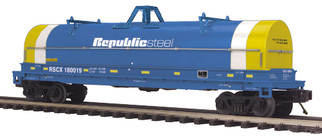 20-95344 O Scale MTH Premier Coil Car-Republic Steel