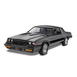 85-4495 Monogram '87 Buick Grand National 2 'N  1 1/24 Scale Plastic Model Kit