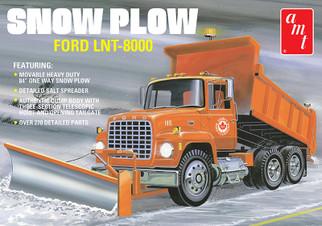 AMT1178 AMT Snow Plow 1/25 Scale Plastic Model Kit