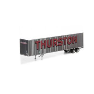 28060 HO Scale Athearn 48' Wedge Trailer-Thurston #1250