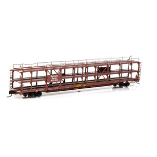 14422 N Scale Athearn F89-F Tri-Level Auto Rack-SP #515071