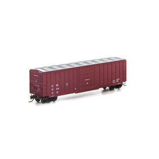 22973 N Scale Athearn 50' SIECO Box-CIRR #13014