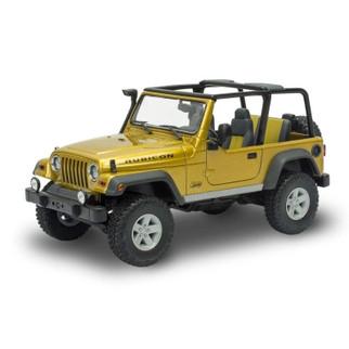 85-4501 Revell Jeep Wrangler Rubicon 1/25 Scale Plastic Model Kit