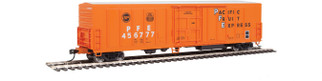 910-3913 HO Scale Walthers MainLine 57' Mechanical Reefer-Pacific Fruit Express #456777