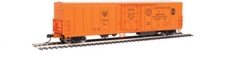 910-3901 HO Scale Walthers MainLine 57' Mechanical Reefer-American Refrig. Transit ARMN #715