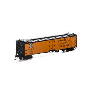 7259 N Scale Athearn 50' Ice Bunker Reefer-SF #37378