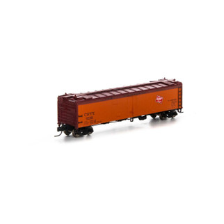 7293 N Scale Athearn 50' Ice Bunker Reefer-MILW #89009