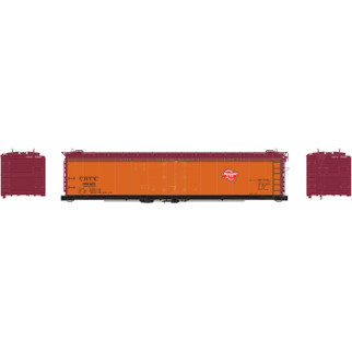 7294 N Scale Athearn 50' Ice Bunker Reefer-MILW #89025