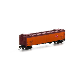 7295 N Scale Athearn 50' Ice Bunker Reefer-MILW #89042