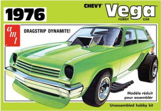 AMT1156 AMT 1976 Chevy Vega Funny Car 1/25 Scale Plastic Model  Kit