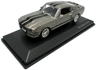 43202 O Scale Yat Ming '67 Shelby GT 500E 1/43 Scale Die-Cast
