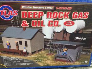 6908 O Scale Atlas Deep Rock Gas & Oil Co. Kit
