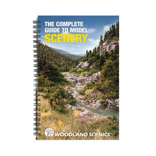 C1208 Woodland Scenics The Complete Guide to Model Scenery
