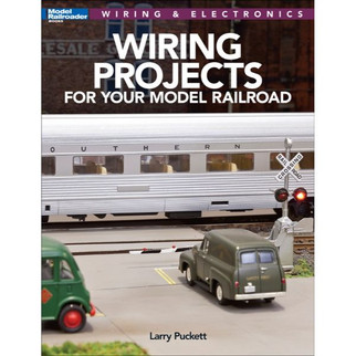 12809 Kalmbach Publishing Wiring Projects for Your Model Railroad