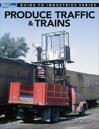 12500 Kalmbach Publishing Produce Traffic & Trains